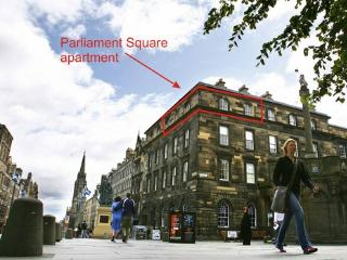1 Parliament Sq (apt 15), Royal Mile, 300 metres from Edinburgh Castle