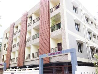 Cornerstone Luxury Apartments, Chennai (Madras)
