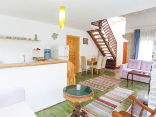 Exo Log Cottage- living room
