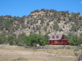 Vacation home between Zion National Park and Bryce, Orderville