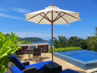 Kata Gardens Ocean View Penthouse Private Pool Walk To Beach, Kata Beach