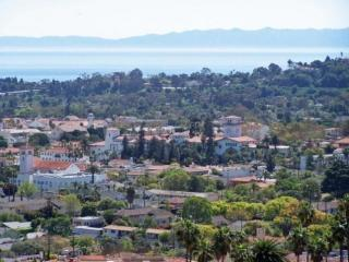 PANORAMIC OCEAN, ISLAND, CITY VIEWS- RIVIERA, Santa Barbara