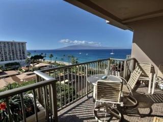 Whaler 963 - Studio Ocean View Condominium, Lahaina