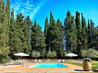 6 bedroom Villa in Poggibonsi, Chianti, Tuscany, Italy : ref 2294127, Staggia