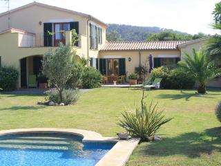 our Finca with our big Pool (10x5m)