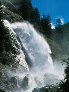 Wasserfall Umhausen