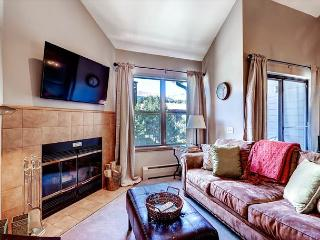 River Mountain Lodge W309 Ski-in Condo Downtown Breckenridge Vacation