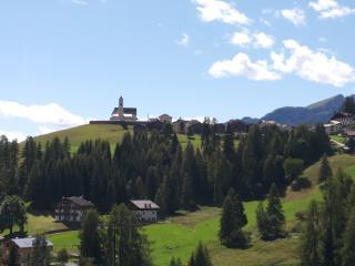 Piccola e accogliente casetta nelle Dolomiti, Colle Santa Lucia