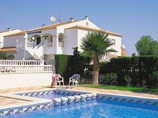 semi detached villa with pool Los Alcazares DOR138