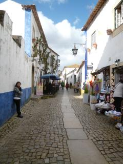 Obidos local town you must visit