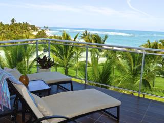 Waterfront Cabarete Bay 1 bedroom, rooftop patio