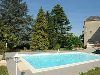 Château Villotte, gîte la tour des cabernets, Rauzan