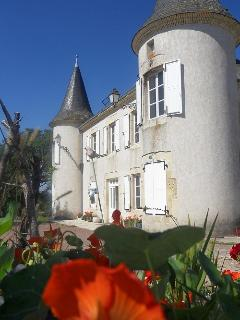 Front of Chateau L'Orangerie