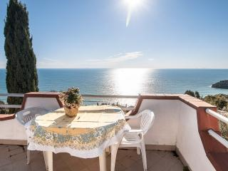 Verdemare sea view cottage in Gaeta/Sperlonga