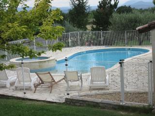Maison Gard 8P piscine jacuzzi animaux acceptés, Ledignan