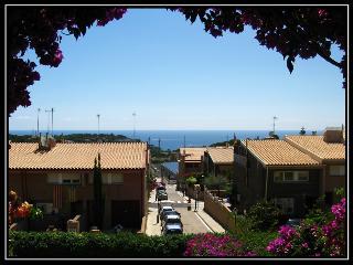 Bonita casa con vistas al mar!, Sant Vicenç de Montalt