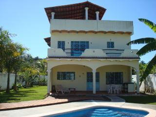 Gorgeous Home w/pool, 2 blks to pristine beach, Lo de Marcos