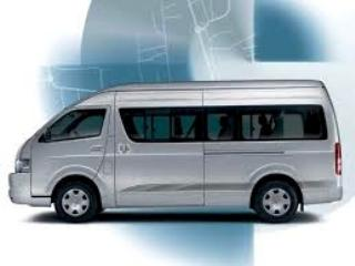 Mini bus available