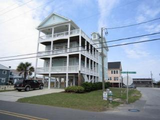 Cool Breeze -  Getaway and relax at this spacious ocean view penthouse duplex, Carolina Beach