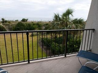 Station One - 1F Matt - Oceanfront condo with community pool, tennis, beach, Wrightsville Beach