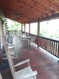 long porch 10' wide