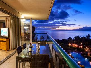 Maui Westside Properties: Hokulani 609 - Great Ocean Views with Wraparound Lanai!, Ka'anapali