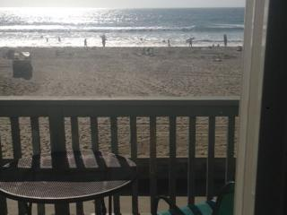 Great oceanview 2 bdrm, best deal on the Missin Beach boardwalk!, San Diego