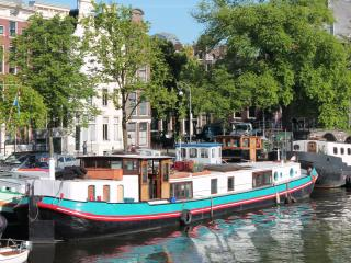 A358 Bed and breakfast Amsterdam on houseboat, Ámsterdam