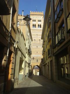 Teruel centro, tranquilo y acogedor