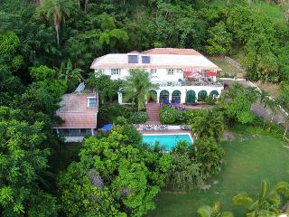 Moon Hill Jamaica - Welcome to the Master Suite