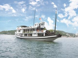 Halong Paragon Sancy Cruise
