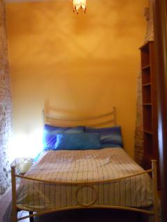 Granary Bedroom - in the former granary, of course!