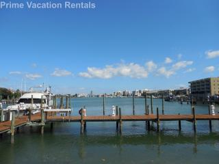 Dockside Condo 401 | Gulf View and Private Balcony, Clearwater