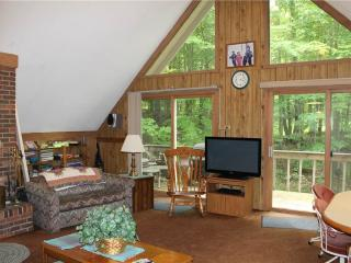 Located at Base of Powderhorn Mtn in the Western Upper Peninsula, A Trailside Home with Cozy Décor & Large Living Room, Bessemer