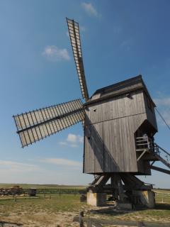 VALMY : le moulin près du centre d'interprétation de la bataille