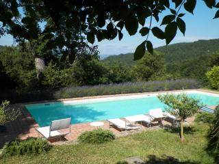 Stunning Views, very Large Saline Heated Pool, Citta di Castello