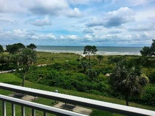 Ocean Dunes Villa 209 - 2 Bedroom 2 Bathroom Oceanfront Flat Hilton Head, SC