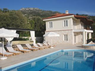 Luxury 5 bed 5 bathroom villa in peaceful setting, Kalkan