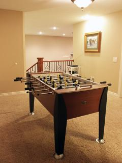 Fun For the Kids: Foosball