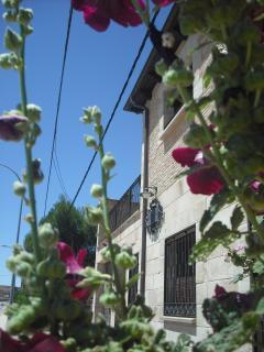 fachada argaela El Burgo de Osma