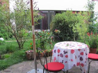 Gartenhaus - Ferienwohnung Tubingen