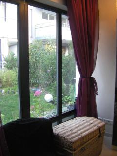 Sicht vom Fenster / view from the window