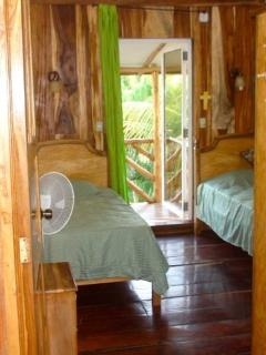 Air Conditioned 2nd Bedroom