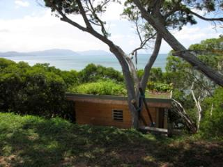 Bungalow Green Sea (ch, kitchen, bathroom), Noumea