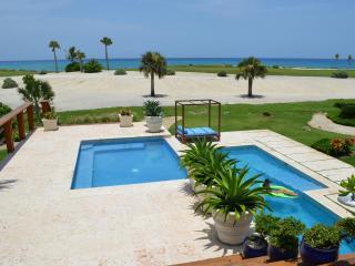 Spectacular Oceanfront Villa Cap Cana-Full Staff