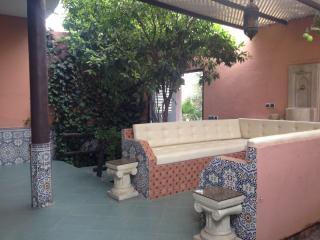 Villa in the quiet, Agadir