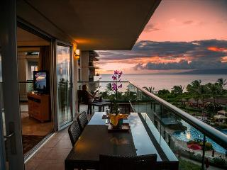 Ocean Views From Inside with Wrap Around Lanai!  - Honua Kai Hokulani 509 - 2