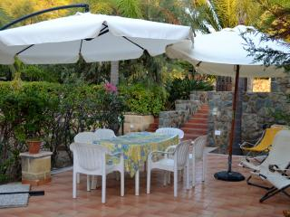 Sun villa in seaside residence with pool, Cefalù, Cefalu