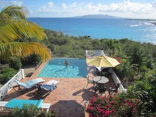Stunning Sea Feathers Villa, Shoal Bay Village