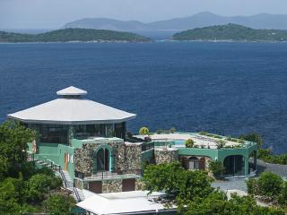 Villa Fantasia, St. Thomas,USVI - 360 Degree View, East End